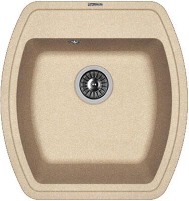 Кухонная мойка Florentina Нире-480 480х510 песочный FG искусственный камень все цены