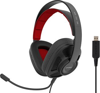 Фото - Компьютерная гарнитура KOSS GMR-545-AIR USB проводной и dect телефон foreign products vtech ds6671 3