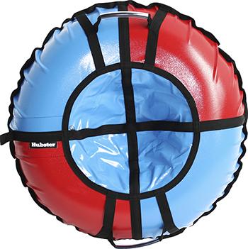 Тюбинг Hubster Sport Pro красный-синий (105см) во4196-1 тюбинг hubster sport pro 90cm red blue во4196 4
