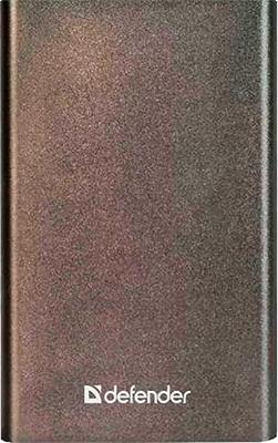 Фото - Внешний аккумулятор Defender ExtraLife 4000 B аккумулятор