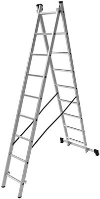 Лестница Олимп двухсекционная 2x9 1220209 A