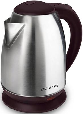 Чайник электрический Polaris PWK 1772CA бордо чайник электрический zimber 1 8 л 1500w бордо
