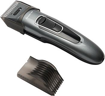 Машинка для стрижки волос и бороды Polaris PHC 2502RC серый valera машинка для бороды x cut