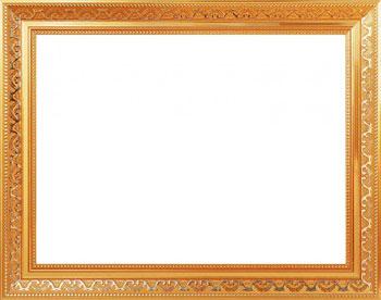 Багетная рама Белоснежка 1520-BL Baroque (золотой) рама белоснежка paula 2024 bb