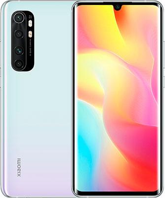 Смартфон Xiaomi Mi Note 10 Lite RU 6/128 Glacier White