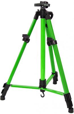Мольберт телескопический Белоснежка 69-BS тренога метал. зелёный