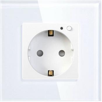 Умная встраиваемая розетка Hiper IoT Outlet W01 белая (HDY-OW01)