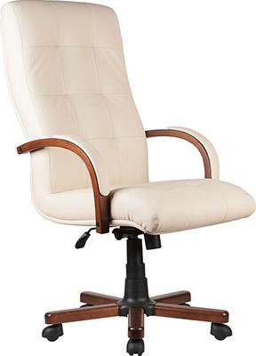 Кресло Riva Chair М 165 A Laguna Тай Бежевая кожа
