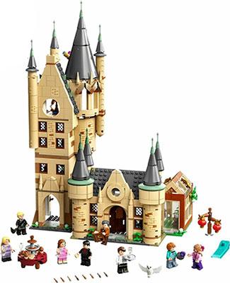 Конструктор Lego HARRY POTTER ''Астрономическая башня Хогвартса'' 75969 lego harry potter волшебные секреты