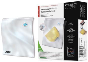 Пакеты для вакуумной упаковки CASO VC 26*35