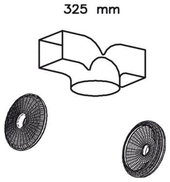 Комплект для режима циркуляции Teka 1/D