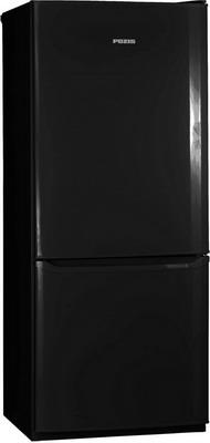 Фото - Двухкамерный холодильник Позис RK-101 черный двухкамерный холодильник hitachi r vg 472 pu3 gbw