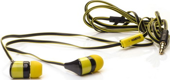 Вставные наушники Harper KIDS H-34 yellow