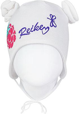 Шапочка Reike Ежевика белая р.48 RKNSS 17-BB2-YN шапочка reike зайчики белая р 48