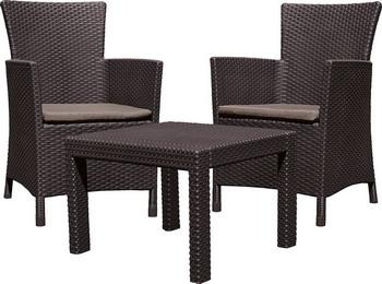 Комплект мебели Keter Rosario balcony 17200030