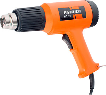 Фен технический Patriot 170301311 HG 201 THE ONE heat gun patriot hg 210 the one