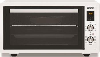 Электропечь Simfer M 4558 белая цена и фото
