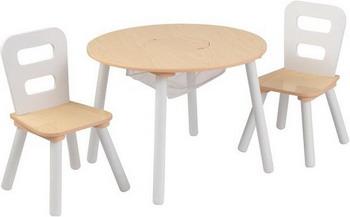 Набор стол + стул KidKraft Сокровищница 27027_KE