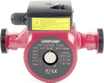 Насос Unipump UPС 25-60 180 50058 насос циркуляционый отопл unipump upс 25 60 180