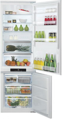 Встраиваемый двухкамерный холодильник Hotpoint-Ariston BCB 8020 AA F C O3(RU) цены онлайн