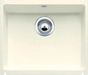 Кухонная мойка BLANCO 523734 SUBLINE 500-U керамика глянцевый магнолия PuraPlus с отв.арм. InFino schock мойка кухоннаяschock signus 90c c 150 магнолия