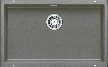 Кухонная мойка Blanco 523449 SUBLINE 700-U SILGRANIT серый беж с отв.арм. InFin blanco subline 350 150 u серый алюминий