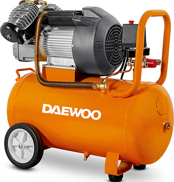 Компрессор Daewoo Power Products DAC 60 VD