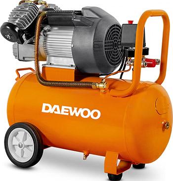 Компрессор Daewoo Power Products DAC 60 VD компрессор масляный daewoo power products dac 90b 90 л 2 4 квт