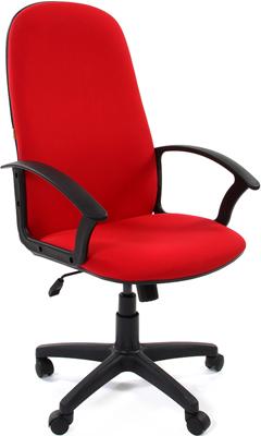 Кресло Chairman, 289 красный, Россия  - купить со скидкой