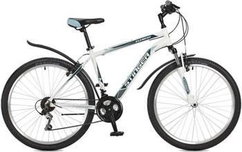 Велосипед Stinger 26'' Element 18'' белый 26 AHV.ELEM.18 WH7 велосипед горный topgear jakarta 210 26 18 скоростей