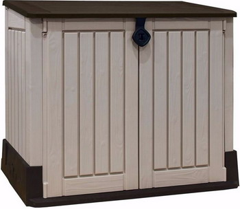 Шкаф Keter STORE IT OUT MIDI бежевый 17197253 шкаф keter optima outdoor tall серый 17200531