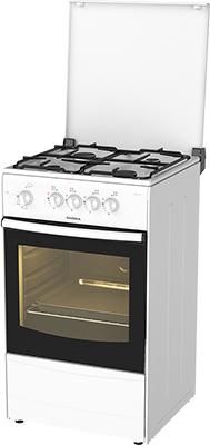 лучшая цена Газовая плита Darina 1A GM 441 007 W