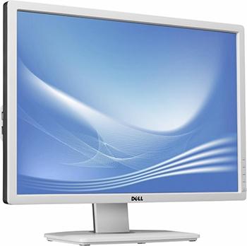 ЖК монитор Dell U 2412 M (2412-4497) WHITE монитор dell u2412m white