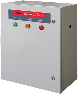 Блок автоматики FUBAG Startmaster DS 30(230 V) 838250 автоматика fubag ds 9500 startmaster