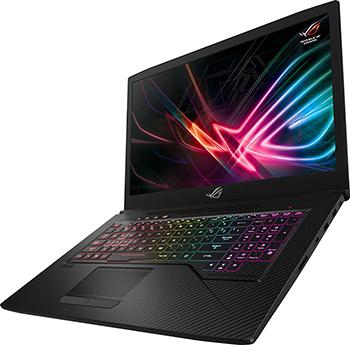 Ноутбук ASUS GL 703 GM-E 5211 T i7-8750 H (90 NR 00 G1-M 04300) Gunmetal ноутбук asus fx 504 ge e 4633 t i7 8750 h 90 nr 00 i3 m 10740 gunmetal metal