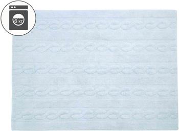 Ковер Lorena Canals Косы Braids (светло-голубой) 120*160 C-TR-SB видеодомофон tor net tr 39m sb