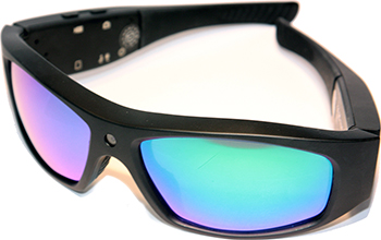 Экшн камера-очки X-TRY XTG 104 HD IGUANA POLARIZED