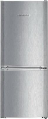 Двухкамерный холодильник Liebherr CUel 2331-20 двухкамерный холодильник liebherr cu 2331 20