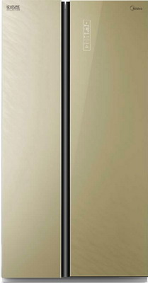 Холодильник Side by Midea MRS 518 SNGBE