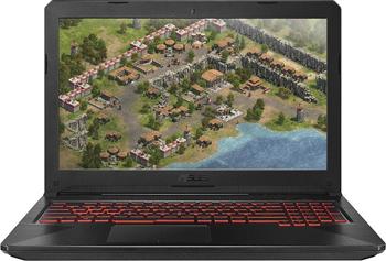 Ноутбук ASUS FX 504 GD-E 41086 (90 NR 00 J3-M 19190) серый ноутбук asus fx 504 gd e 4994 t 90 nr 00 j3 m 17800
