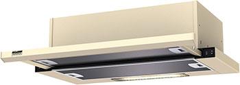 лучшая цена Вытяжка Krona Steel Kamilla slim 600 ivory (2 мотора)