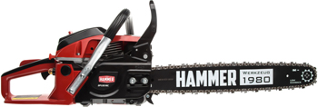 лучшая цена Бензопила Hammer BPL 5518 C