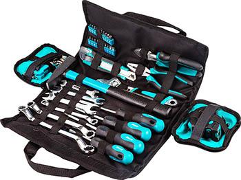 Набор для слесарных работ Bort BTK-45 набор ручного инструмента bort btk 160 38 шт