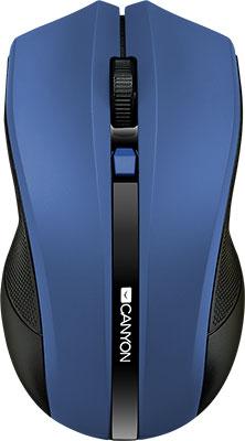Беспроводная компьютерная мышь Canyon CNE-CMSW 05 BL Синий
