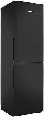 Двухкамерный холодильник Позис RK FNF-172 черный ручки вертикальные