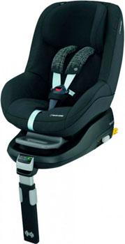лучшая цена Автокресло Maxi-Cosi Перл 9-18 кг блек грид 8634725120