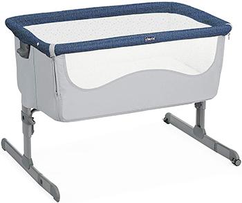 Детская кроватка Chicco Next2Me (Spectrum) недорого