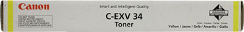 Тонер-картридж Canon С-EXV 34 Y 3785 B 002 Жёлтый