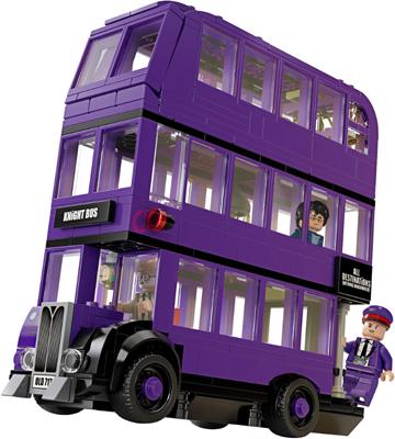 Конструктор Lego Harry Potter TM 75957 Автобус «Ночной рыцарь» rowling joanne harry potter y la camara secreta