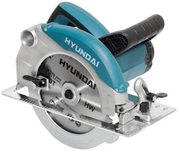 Дисковая (циркулярная) пила Hyundai C 1800-210 EXPERT hyundai a 1822 expert шуруповерт